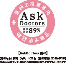AskDoctors 評価サービスロゴ